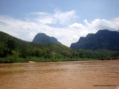 Nam Ou River Trip Day 1