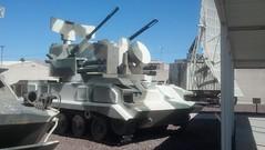 Nellis Petting Zoo (-Mainman-) Tags: zoo fighter tank sam tel nevada soviet petting apc radar aaa afb 2014 nellis