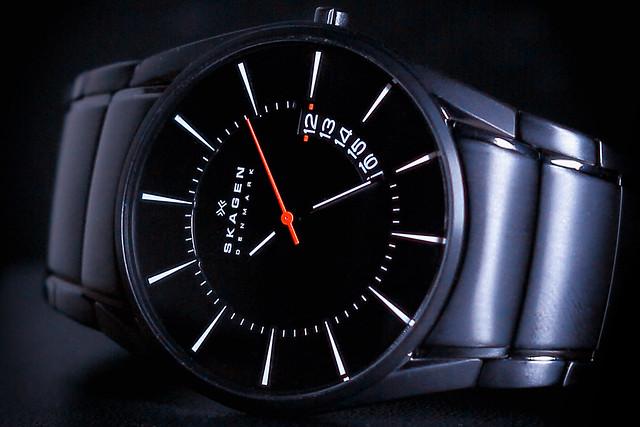 wallpaper man beauty modern hand time watch style cc danish creativecommons wristwatch skagen часы ccby наручные