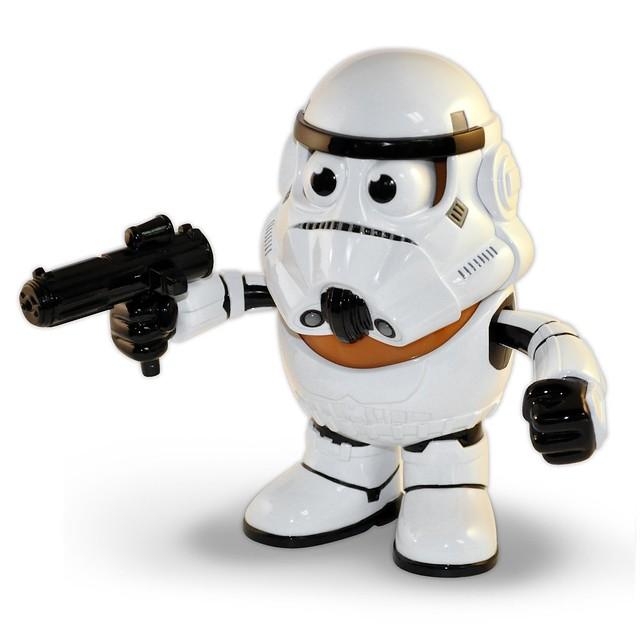 圖片更新【蛋頭先生】STAR WARS X Mr. Potato Head X PPW 星際大戰