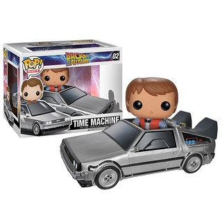 FUNKO POP! RIDES 系列【回到未來】Back To The Future