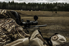 Petawawa Marksmanship Comp (Lens Fire Photography) Tags: military rifle precision shooting bullet distance optic enthusust