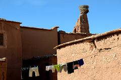 Tazrikt kasbah in de M'Gounvallei, Marokko april 2014 (wally nelemans) Tags: morocco maroc marokko kasbah 2014 storksnest ooievaarsnest mgouncanyon tazrikt mgounvallei