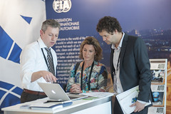 Fédération Internationale de l'Automobile (FIA) Stand