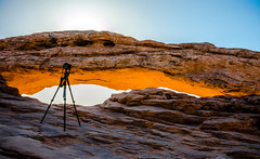 Sunrise at the Mesa Arch: Canyonlands National Park Utah!  Nikon D800E Dr. Elliot McGucken Fine Art Landscape & Nature Photography for Los Angeles Fine Art Gallery Show ! (45SURF Hero's Odyssey Mythology Landscapes & Godde) Tags: show california park seascape art beach sunrise lens landscape ed photography for landscapes utah photo los high nikon raw gallery arch dynamic angle zoom angeles d dr fine wide wideangle malibu southern socal national canyonlands mp mm n
