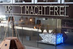 Ar---t Macht Frei (Dennis Clarisse) Tags: art arbeit frei macht verbekefoundation