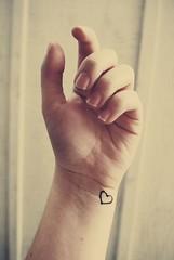 Nice Cute Heart Tattoo Ideas On Wrist 012 (tattoos_addict) Tags: cute tattoo nice heart wrist ideas 012 hearttattoos