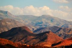 Alborz Range Mountains
