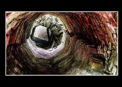 Schornsteinruine Langes Tannen (MiBro) Tags: ruine uetersen langestannen dampfmhle
