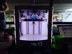 3D printing #in progress... #BrightDay