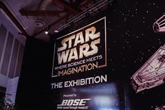 Star WarsWhere Science Meets Imagination (iamkory) Tags: 35mm starwars fuji yoda r2d2 stormtrooper bobafett xwing darthvader newhope memorabilia c3po empirestrikesback returnofthejedi millenniumfalco