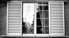 The Window (George Mastro) Tags: bw window loneliness streetphotography lon bnw