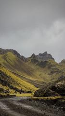 Road to Djupavatn