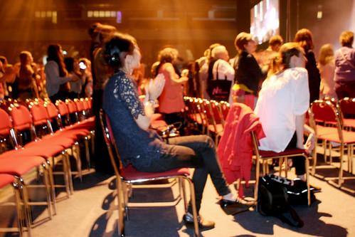 Invigning Nordiskt Forum 2014 Torsdag Folket dansar till Queendom