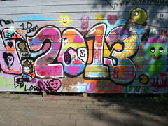 "zomerspelen 2013 Graffiti workshop • <a style=""font-size:0.8em;"" href=""http://www.flickr.com/photos/125345099@N08/14220751607/"" target=""_blank"">View on Flickr</a>"