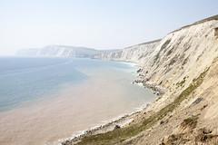 Compton Bay and Compton Down - 32 (Paul Dykes) Tags: uk sea england cliff coast seaside cliffs coastal isleofwight freshwater iow comptonbay ukseaside