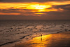 Fire sky! (JKS1988) Tags: sunset west beach sussex worthing nikon glow sigma adobe 18200 topaz d60 lighroom denoise