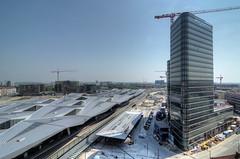 hauptbahnhof dachkonstruktion 14-05-02 7303_4_5_tonemapped (esuarknitram) Tags: vienna wien architecture architektur theo sdbahnhof hotz zechner