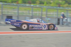 old racer (raphaelhusquinet) Tags: road old blue sun race rouge amazing eau extreme voiture bleu porsche sound classics oldies spa adrenaline vieux racer lmp1 spafrancorchamps worldcars clasique raidillion rothemans