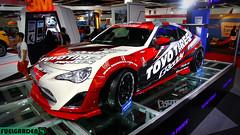 Toyo Tires GReddy Toyota GT86 / Scion FR-S (fuelgarden) Tags: show international malaysia motor kuala kualalumpur lumpur carphotography carculture automotivephotography 2013