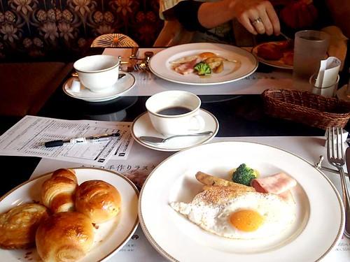 2014年5月27日の朝ご飯