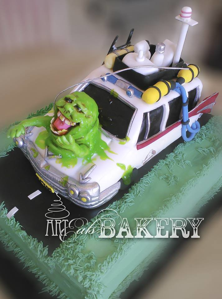 Ecto  Birthday Cake How To