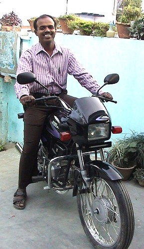 David first motorcycle