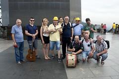 Canario Grupo en Corcobado