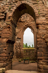 Arches (shabbagaz) Tags: city uk greatbritain england west church ruins cheshire unitedkingdom britain sony united great north may stjohns kingdom historic chester alpha 2014 a65 shabbagaz