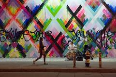 Bowery Houston mural by Maya Hayuk (roboppy) Tags: eastvillage art wall mural lowereastside houston bowery bowerymural