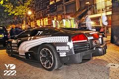 Lamborghini Murcielago Prindiville (Youtube.com/YD222) Tags: holland cars car amsterdam lowlight italian nightshot rally automotive exotic vehicle tuning lamborghini supercar gumball murcielago lambo tuned gumball3000 murci lp640 prindiville yd222