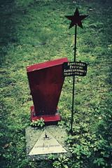 *Borne Sulinowo, Poland* (The Molotov Line photographer) Tags: abandoned cemetery grave decay military tomb poland urbanexploration soviet russian derelict pol urbex bornesulinowo visualmanuscripts