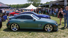 Crossfire (Anthony Stone - amsfoto) Tags: show west car point virginia wheels wv summit chrysler crossfire drift hyperfest 3dsm