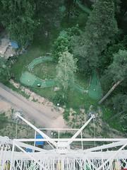 park view (Alexey Tyudelekov) Tags: green wheel construction zelenogorsk petersburg ground ferris