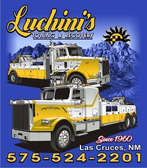 "Luchini's Towing and Recovery - Las Cruces, NM • <a style=""font-size:0.8em;"" href=""http://www.flickr.com/photos/39998102@N07/14409766848/"" target=""_blank"">View on Flickr</a>"