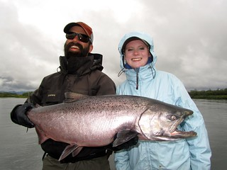 Alaska Luxury Fly-Out Fishing Lodge 44