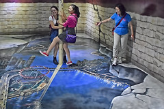 Marina Bay (chooyutshing) Tags: fun singapore 3dart interactive attractions opticalillusions marinabay trickart artpieces sunteccitymall alivemuseum