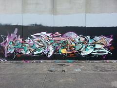 DEM.189...Clifton Hill, Melbourne... (colourourcity) Tags: streetart art graffiti awesome melbourne f1 burner lbd cultleader mosnter artislife freshones dem189 burncity colourourcity