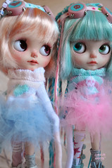 Dubhe we have to prepare our Space-Time Capsules!! (♥PAM♥dolls♥) Tags: toy doll blythe artdoll cyberpunk pamdolls