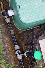 le système d'irrigation