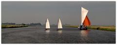 Boats (tombozovsky) Tags: holland netherlands canal ship pentax nederland sail friesland