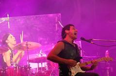 2008-02-14 - Divididos - Fiesta de la manzana - Foto de Oscar Livera