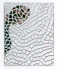 Yayoi Kusama (1929- ) - 2000 Infinity Nets for Parkett 59 (Museum of Modern Art, New York City) (RasMarley) Tags: female print japanese 2000 contemporary unique moma museumofmodernart painter yayoikusama 2000s 21stcentury geometricabstraction infinitynetsforparkett59