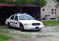 Crowley PD_P1050702 (pluto665) Tags: car police squad cruiser interceptor copcar p71 fcv cvpi