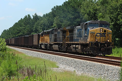 Unit Coal for Disney World (brickbuilder711) Tags: 2811 up train pacific florida miami ns hill union norfolk trains southern jacksonville coal bnsf crawford 47 callahan csx hilliard phosphate dyal n026 k802