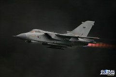 ZA602 - Panavia Tornado GR4 - Marham Wing (KarlADrage) Tags: panavia royalairforce raffairford tornadogr4 rafmarham riat2007 roledemo za602