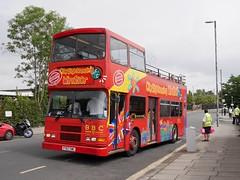 Bath Bus Company (City Sightseeing Windsor) - 267 (KiloCharlie 68) Tags: city dublin bus court volvo bath garage sightseeing company windsor rv hampton 667 twickenham olympian 267 fulwell 97d329 rv329 p767swc