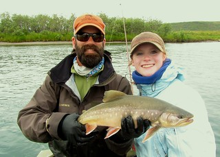 Alaska Luxury Fly-Out Fishing Lodge 45