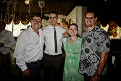 Deadly Vibe 20 Years Celebrations 2013 - Gavin, Jake Keane, Katrina Lobley, Claude Williams