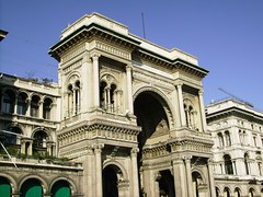 """Galleria Emanuele Vittorio II, Milan • <a style=""""font-size:0.8em;"""" href=""""http://www.flickr.com/photos/9840291@N03/14722126053/"""" target=""""_blank"""">View on Flickr</a>"""